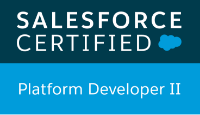 Salesforce certified Platform Developer 2